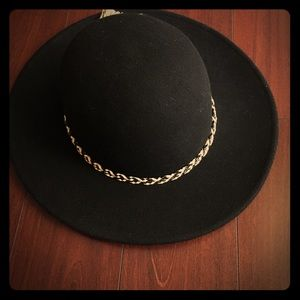 Brixton Brown Brimmed Hat!!!!
